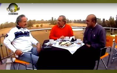 Reportaje en Golf y Tenis Magazine