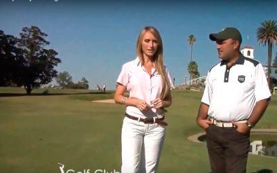 Reportaje a Diego Vidal de Yardas Tour previa al Abierto PGA del Centro