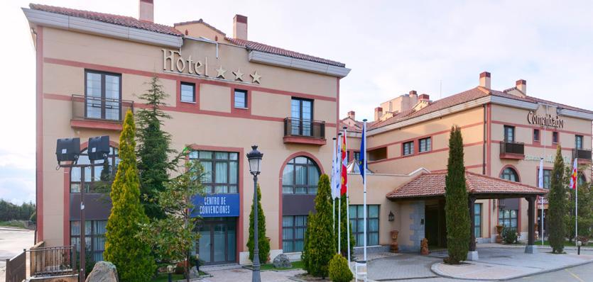 TRYP Comendador Hotel