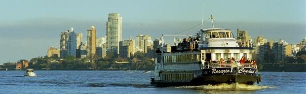 Barco Ciudad de Rosario