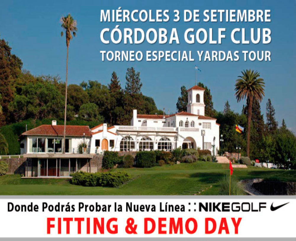 Nike Golf Fitting & Demo Day