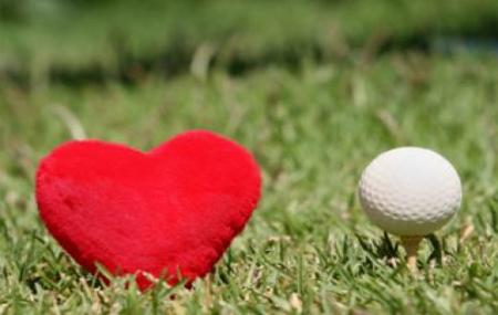 golf y amor
