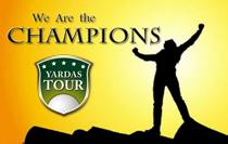 Campeones Yardas Tour 2014