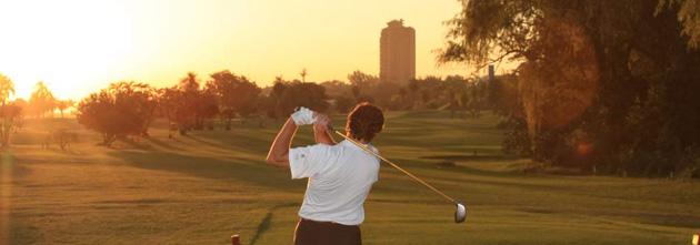 Yacht Golf Club Paraguayo