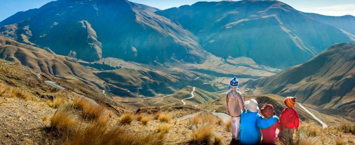 Salta Valles Calchaquies