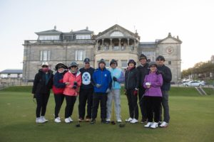 Old Course St. Andrews Yardas