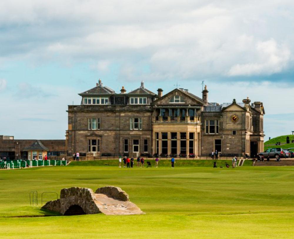 Todos los Destinos de Golf en un Solo Lugar