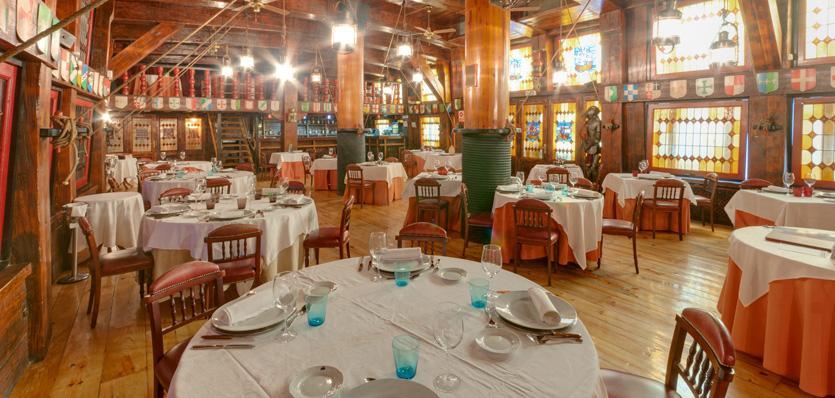 Tryp-nayade-el-galeon-restaurant