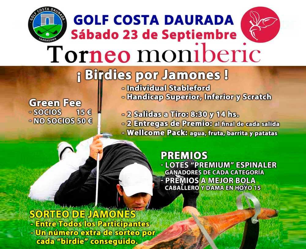 Torneo Moniberic – Golf Costa Daurada