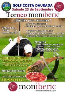 Torneo Moniberic - Golf Costa Daurada 23-09-2017