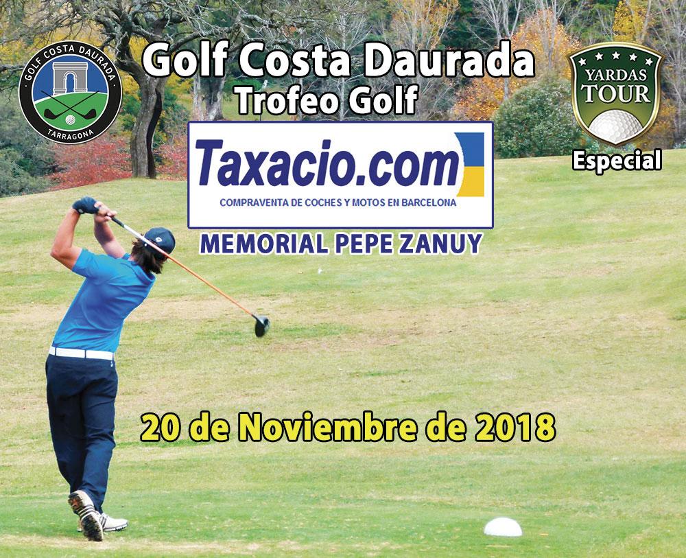 Trofeo Taxacio.com – Especial Yardas Tour