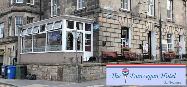 Dunvegan Hotel – St Andrews – Escocia