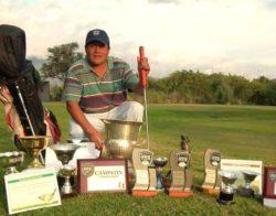 Jaime Carranza Campeón