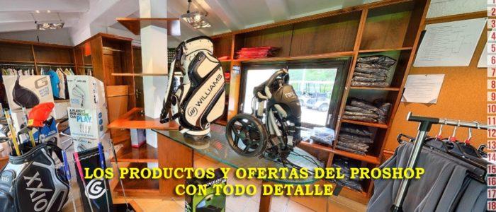Recorrido Virtual Campo de Golf - Proshop - Yardas Tour