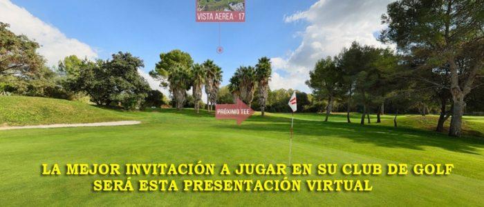 Recorrido Virtual Campo de Golf - la herramienta máxima- Yardas Tour
