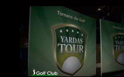 Lanzamiento de Yardas Tour