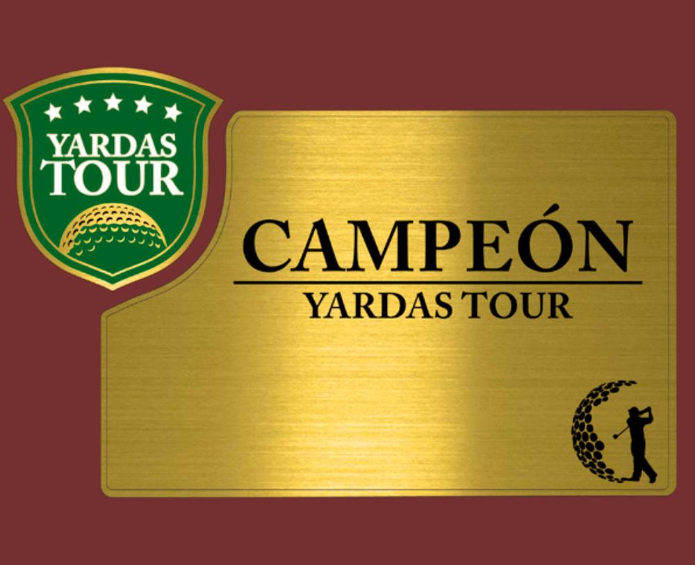 Todos los Campeones Españoles Yardas Tour 2013