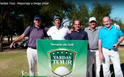 Reportaje a Diego Vidal Director del Yardas Tour