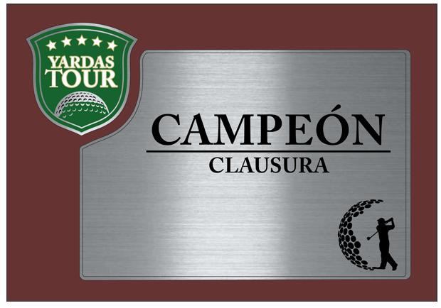 Ranking Yardas Tour por Clubes Argentinos – Clausura 2013