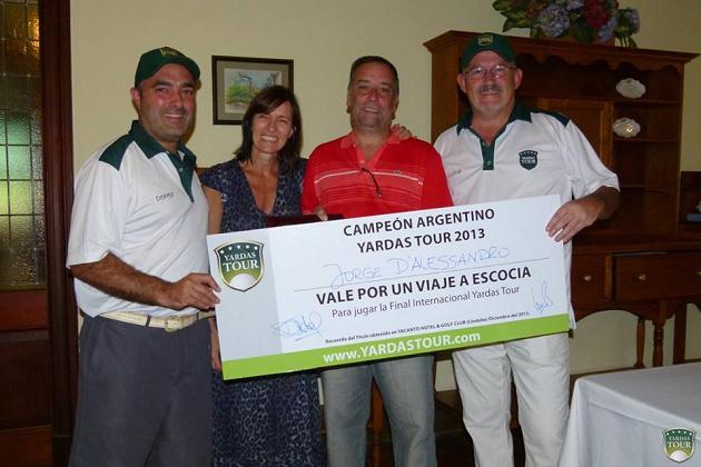 Torneo Yardas Tour Fin de Temporada – Argentina 2013
