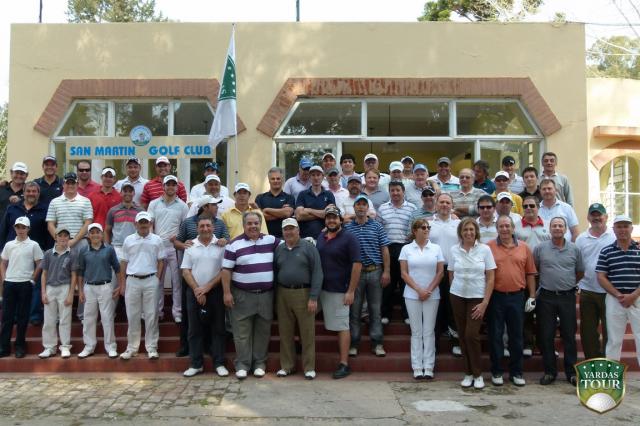 Torneo Presentación en San Martín de Marcos Juarez