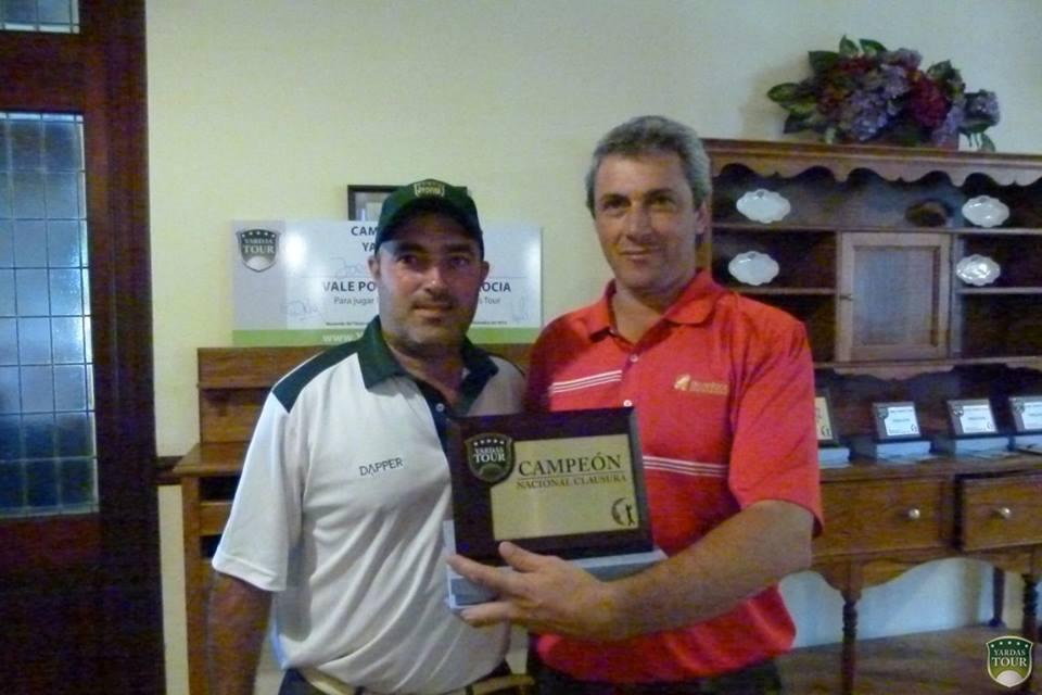 Campeón Argentino Yardas Tour Clausura 2013