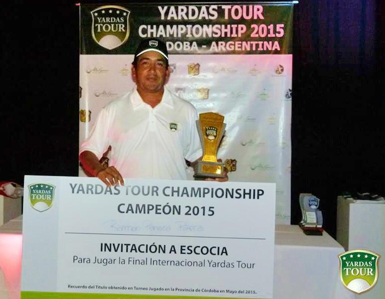 Resultados y Rankings Yardas Tour Championship