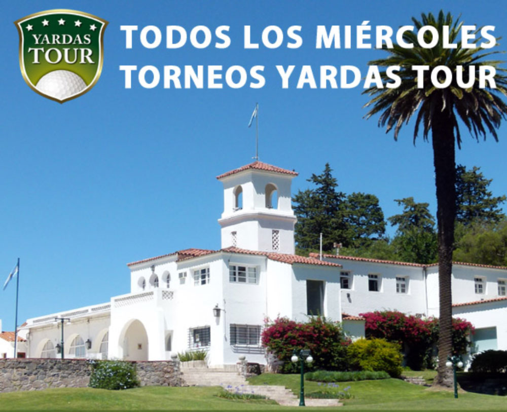 Torneos Yardas Tour en Córdoba Golf Club