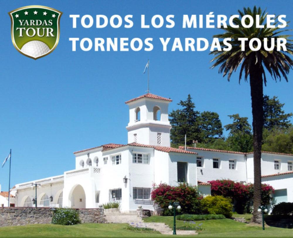 Torneos Yardas Tour en Córdoba Golf Club