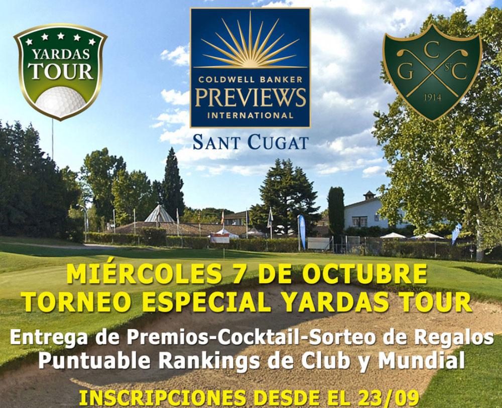 Torneo Especial en Golf Sant Cugat