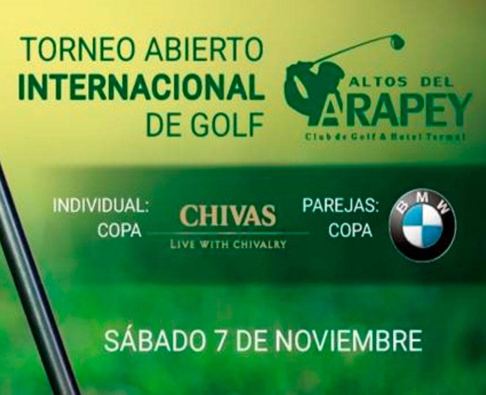 Torneo Internacional en Altos del Arapey