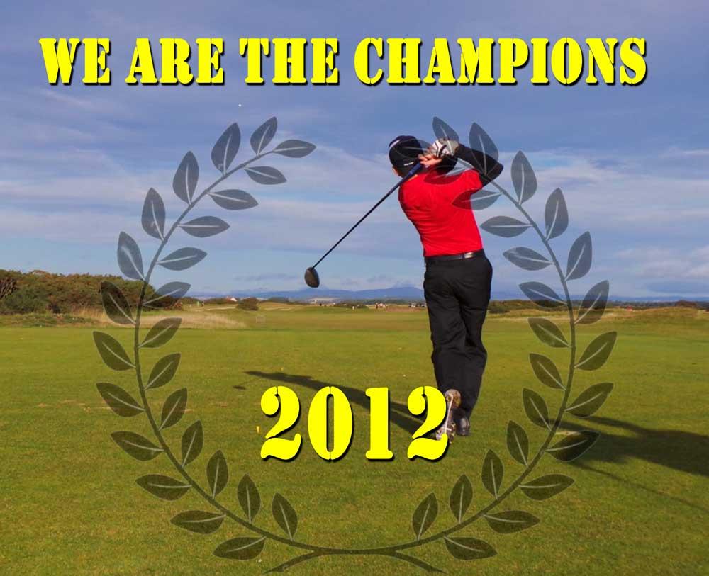 Campeones Yardas Tour Temporada 2012