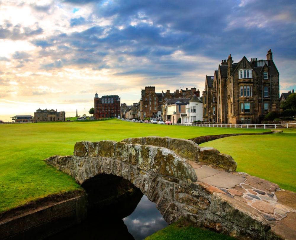 Octubre 2016 – Campeón Mundial Yardas Tour – Escocia