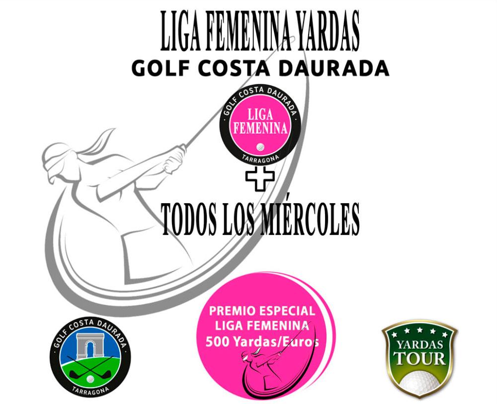 Liga Femenina Yardas 2018