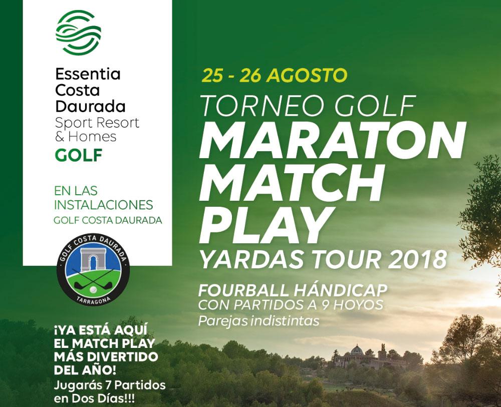 Torneo Maraton Matchplay 2018