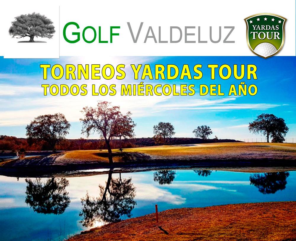 Miércoles Yardas Tour 2020 en Golf Valdeluz