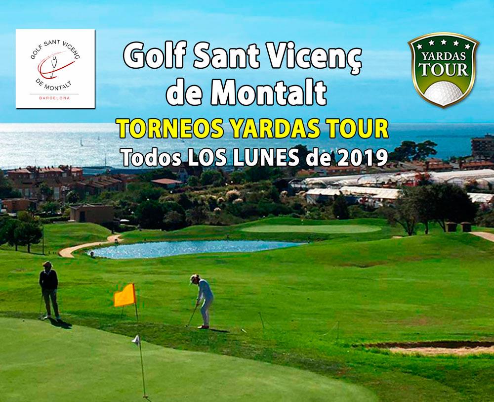 Lunes de 2019 en Golf Sant Vicenç de Montalt