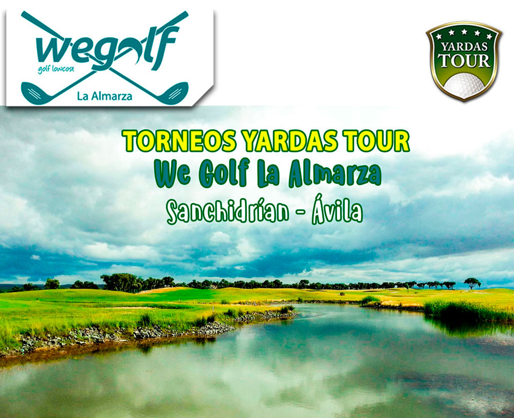 Torneos en La Almarza We Golf Ávila