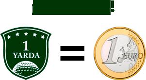 Recuerde-1-Yarda=1-Euro