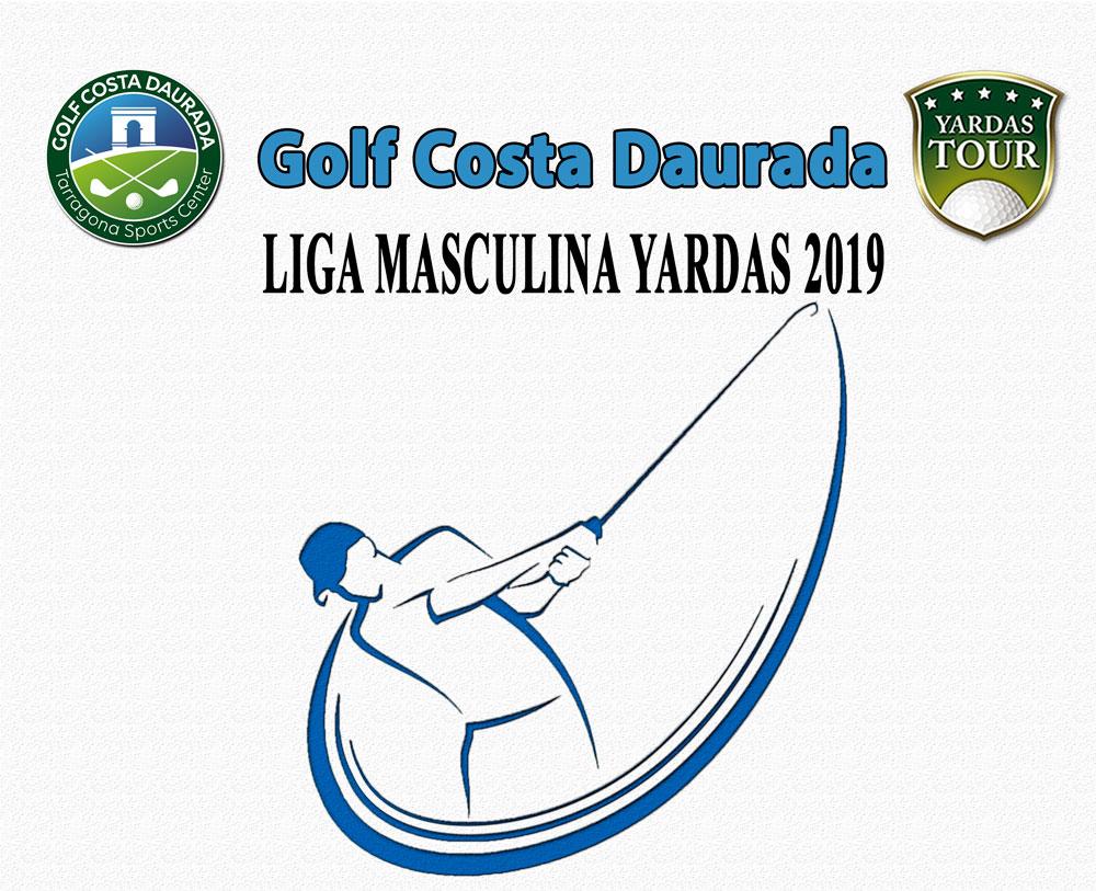 Liga Masculina Yardas 2019 – Golf Costa Daurada
