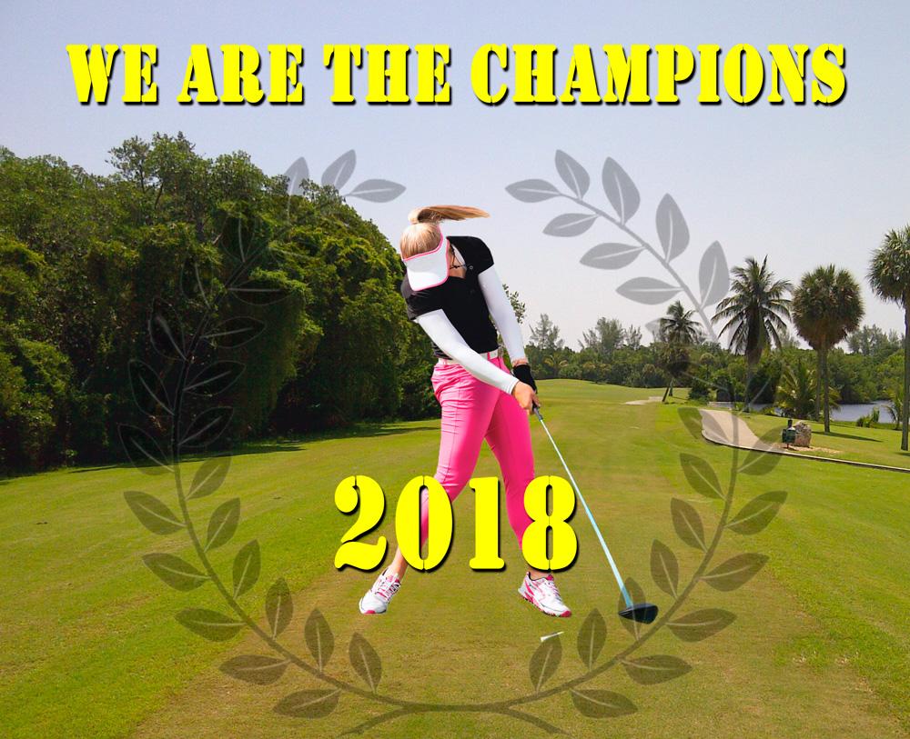 Campeones Yardas Tour Temporada 2018