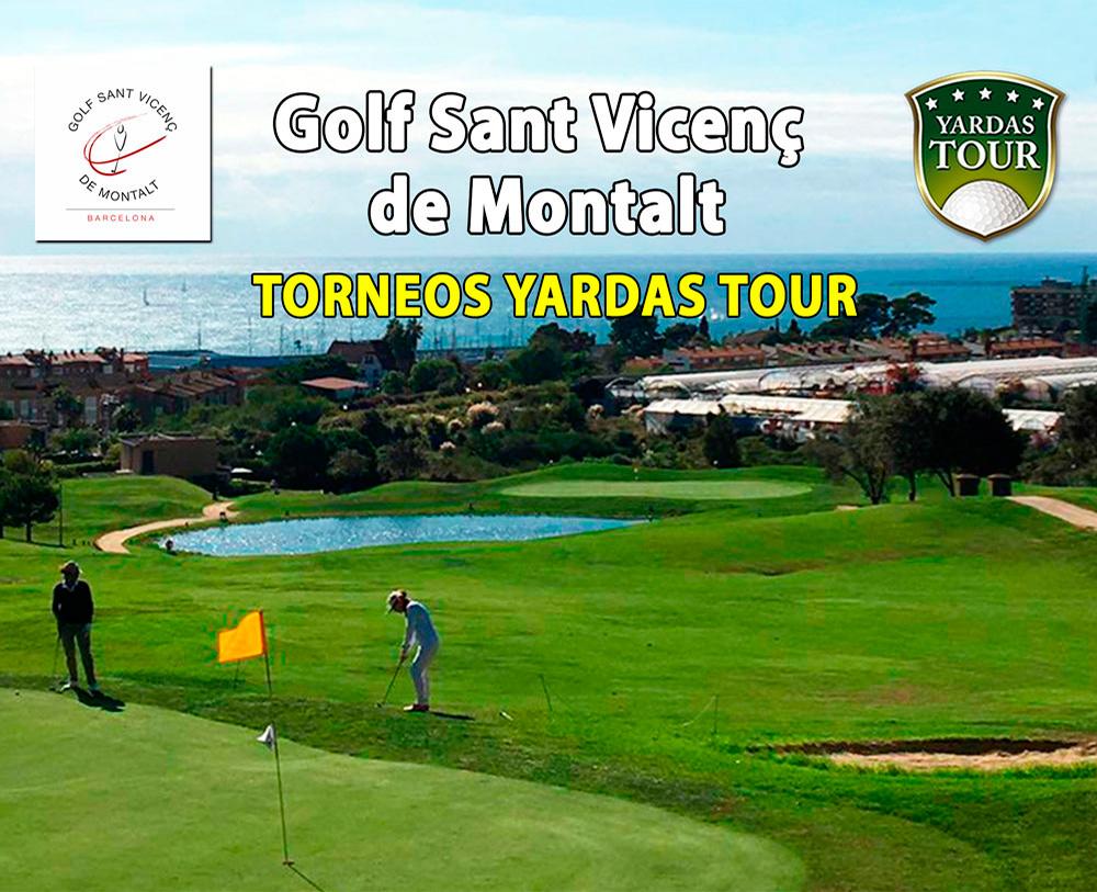 Torneos en Sant Vicenç de Montalt