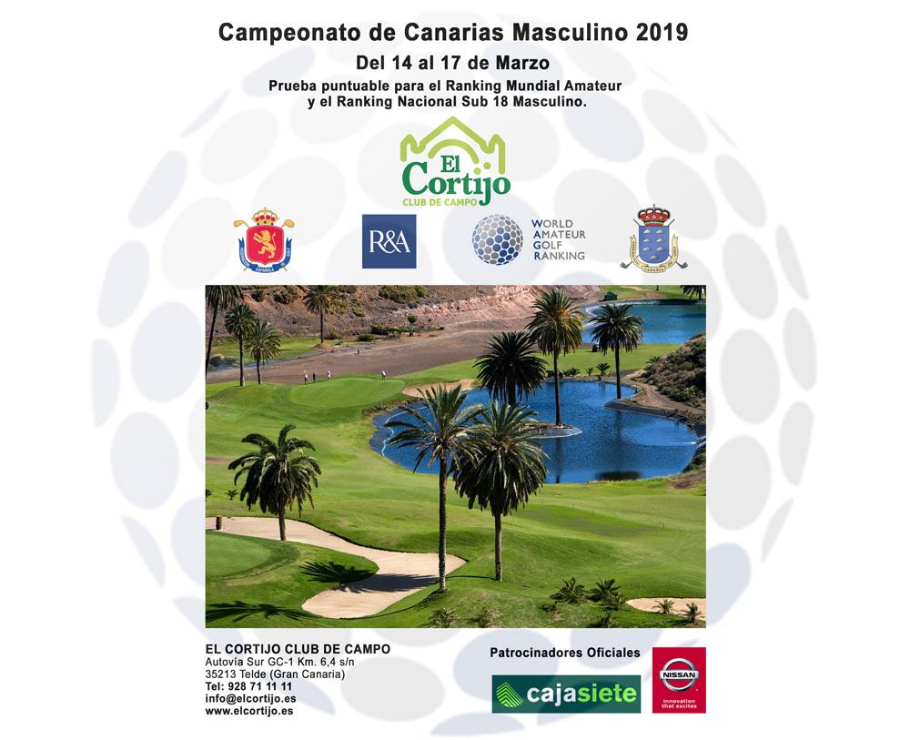 Campeonato de Canarias Masculino 2019